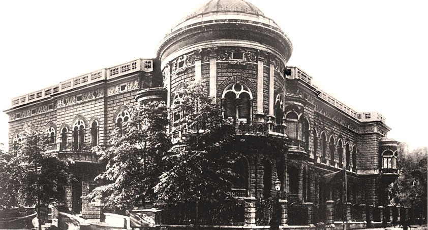 Łódź, Pałac Poznańskich